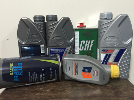 Pentosyn CHF11, Brake Fluid, ATF1 para motor